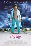 THE BURBS - TOM HANKS – Imported Movie Wall Poster Print