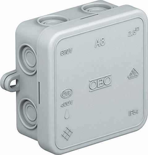 obo-bettermann System conex. IJF.–Box 8/5Verbindungsbox VDE