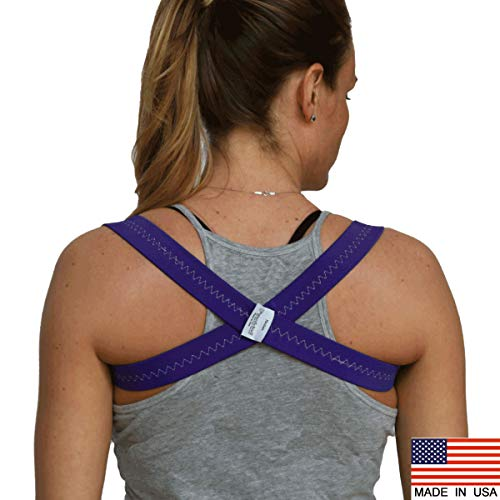 POSTURE BRACE / SHOULDER SUPPORT - THE 2 IN 1 POSTURIFIC BRACE (BEIGE SMALL)