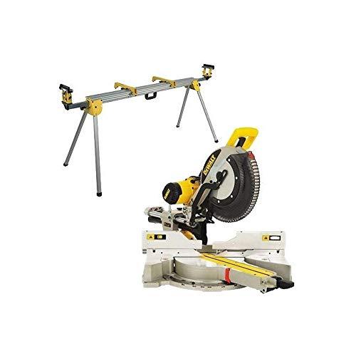 DeWalt CPROF111 CPROF111-KIT = DWS780 telescopica 1675W 305 mm + DE7023 Banco de Trabajo para ingletadoras