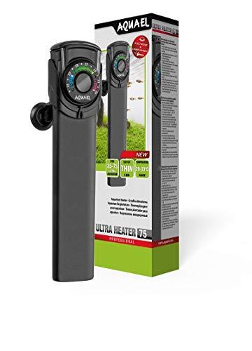 Aquael 115513 Kunststoff Heizer Ultra Heater 75W, 220 g