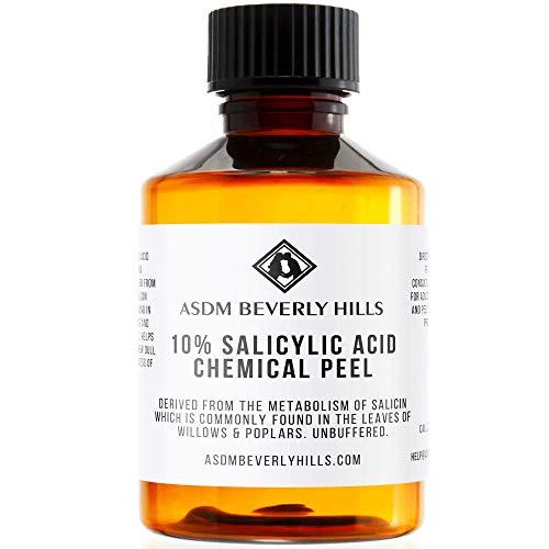 ASDM Beverly Hills 10% Salicylic Acid Medical Strength, 2oz