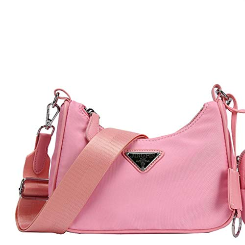 KWHY Dames Crossbody Tas Causale Luxe Handtassen Dames Tassen   Met Mini Pocket Luxe Merk Dames Schouder Messenger Bag