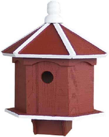 Saving Shepherd Double Bluebird House Quantity limited - Purchase Post Mount Birdho Room 2