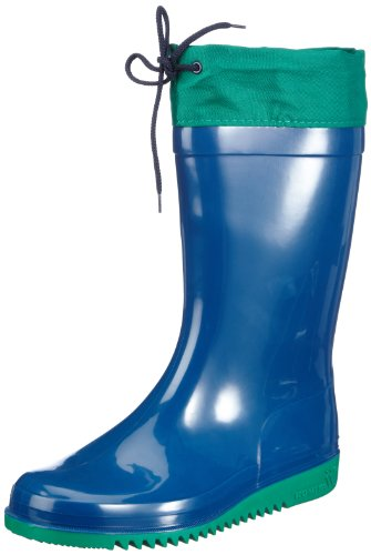 Romika Bobby, Unisex-Erwachsene  Gummistiefel, Mehrfarbig (blau-minze), 36 EU