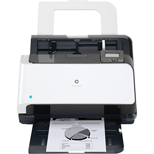 Check Out This HP Scanjet Enterprise 9000 Scanner (L2712A)