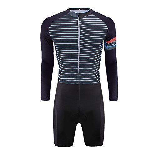 Uglyfrog 2018 CXLT01 Nouveaux Hommes Respirant été Manches Longue vélos Combinaison Cyclisme Skinsuit Outdoor Sports Wear Triathon Vêtements de Sport