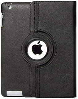 ICIDU iPad 2 Rotating Folio Stand Cover - black