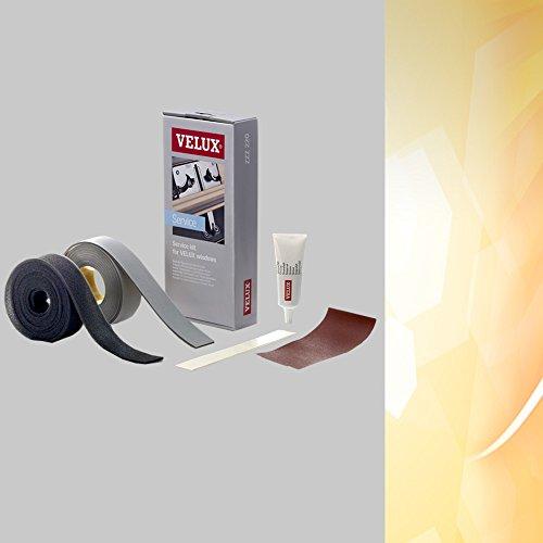 VELUX Original Pflege-Set für Kunststoff- und Holzfenster ZZZ 220