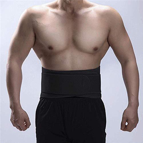 Waist Trainer Trimmer,Sports weightlifting lumbar support belt, training lumbar support,Sauna Slimming Belt for Men & Women