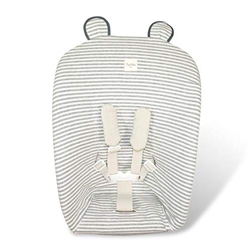 Fundas BCN® - F130 - Bezug für Stokke Newborn Set Tripp Trapp®. Kodak Stripes.