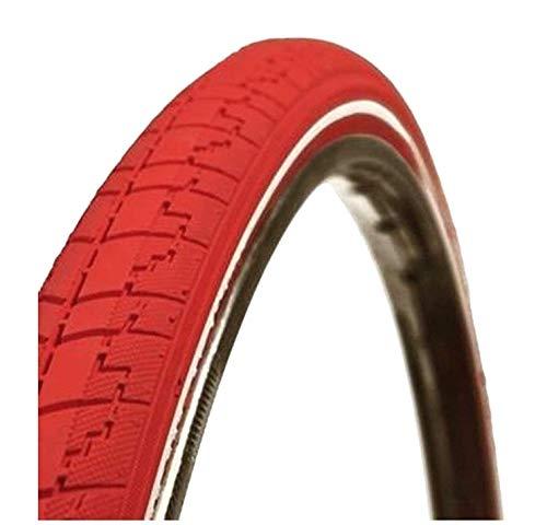 1x Dsi Biciclette Giacca Moto con Reflex Rosso 40-635