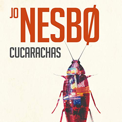 Cucarachas (Harry Hole 2) [Cockroaches] audiobook cover art