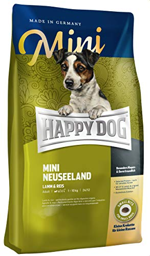 Happy Dog 60115 Hundefutter Mini Neuseeland, 4 kg, L