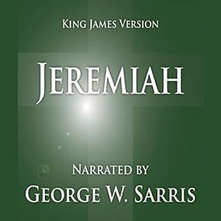 The Holy Bible - KJV: Jeremiah audiobook cover art
