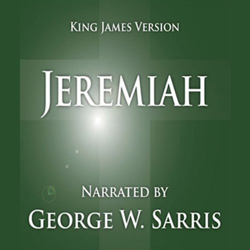 The Holy Bible - KJV: Jeremiah audiobook cover art