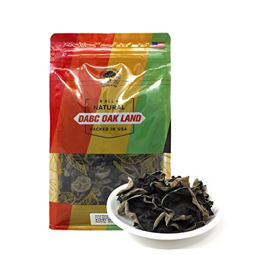 DOL Dried Black Fungus Shredded Dried Wood Ear Mushroom 黑木耳 8 Ounce