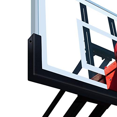"katop Universal Pro-Style Basketball Backboard Padding, Fits All 72"" Basketball Systems (72' Basketball Backboard Padding)"