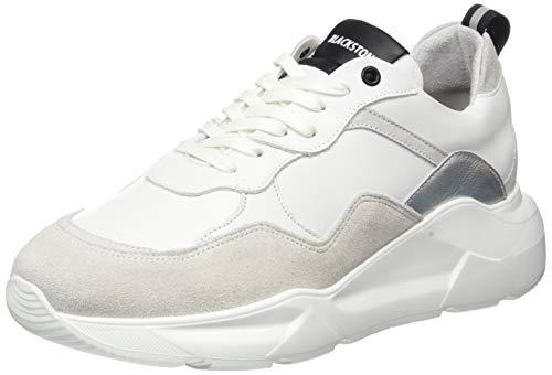 Blackstone Damen TW92 Sneaker, White, 41 EU