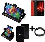K-S-Trade TOP SET: 360° Cover Smartphone Case for UMIDIGI