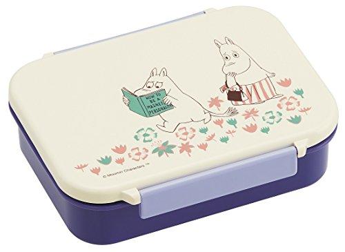 Skater étroite Porter Moomin Boîte à lunch Flower Garden 550 ml Pm4ca Frpm Japon