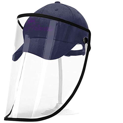 Sdltkhy Ddhdfhj26368 - Gorra de mezclilla antisaliva, unisex, con impresión 3D, para excursión, senderismo, ciclismo