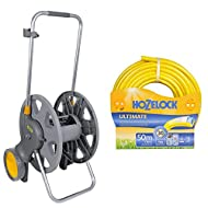 Product 1: Comes ready assembled allowing you to get straight to work Product 1: Robust and durable Product 1: Sturdy frame allows for quick and easy rewinding Product 1: Reel protects your hose and helps to prevent kinks and tangles Product 2: Anti ...