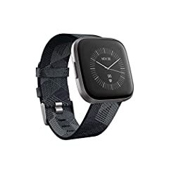 Includes all versa 2 features plus a premium jacquard woven band, an extra classic silicone band and a 3 month free trial of Fitbit premium, which turns the stats on your wrist into personalized health and fitness guidance just for you (terms and res...