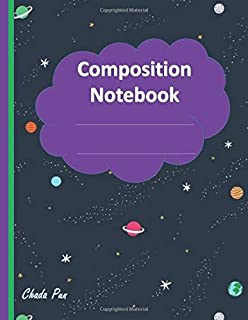 Composition Notebook: Ruled Notebook Journal ,Lined Notebook Dairy, a thoughtful gift for women and men,(8.5x11)100Pages. ...