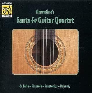 Argentina's Santa Fe Guitar Quartet by Klavier