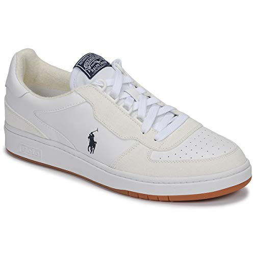 Zapatillas Polo Ralph Lauren Athletic Blanco