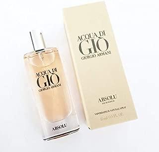 Giorgio Armani Acqua di Gio Absolu for Men Eau De Parfum 15 ml