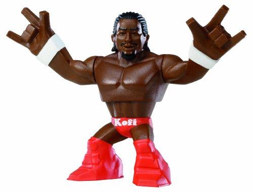 WWE Rumblers Rampage Kofi Kingston Figurine