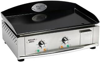 Roller Grill R.PL600EE Plancha Electrique Double Plaque Emaillée