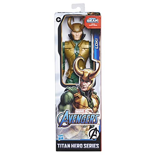 Marvel Avengers Titan Hero Serie Actionfiguren   NA