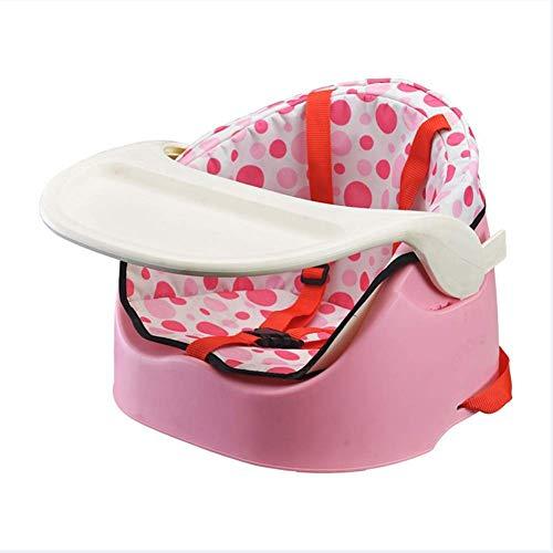QQXX hoge stoelen voor baby's, eettafelstoelen, multifunctionele zitting, verstelbaar, multifunctioneel en verstelbaar, multifunctioneel, zhangqiang (kleur: groen, maat: C) ZQANG4956r-12 Zqang4956r-12