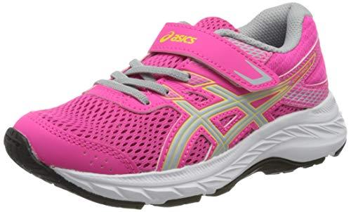 ASICS 1014A087-702_33 Sports Shoes, Pink, EU