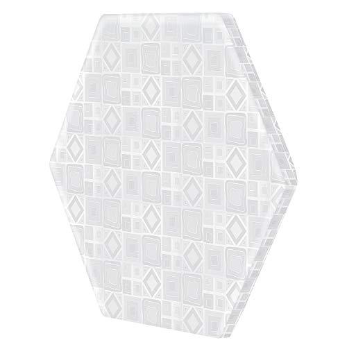 Best Buy! Dream on Me Hexagon Mattress Pad