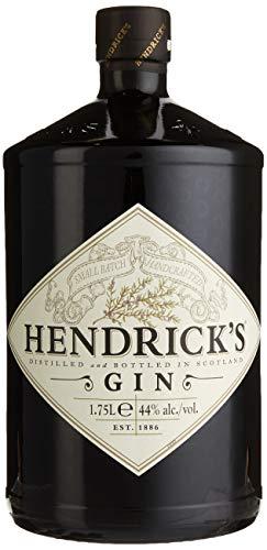 Hendrick\'s Gin 44{c263488416cb5426b90d50c5f20ae68f9499707360c19258348d7024f3591301} Volume (1 x 1.75 l)