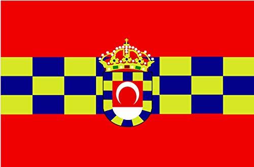 magFlags Bandera XL Huetor tajar | Huétor Tájar, en Granada España | Bandera Paisaje | 2.16m² | 120x180cm