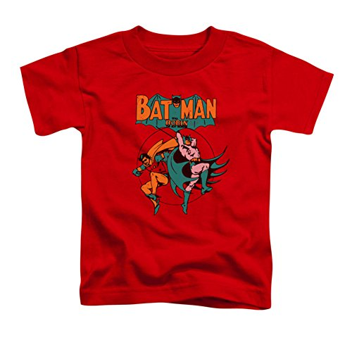 Dc - Toddler Starling Shock T-shirt, 2T, Red