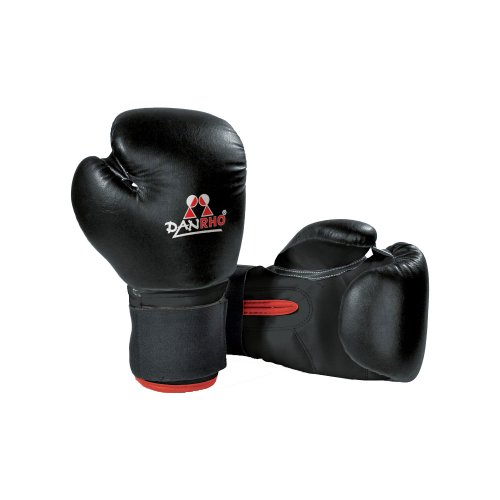Danrho Boxhandschuhe Ergo Fight schwarz