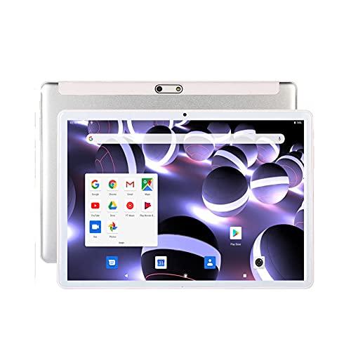 Tableta De 10,1 Pulgadas, Teléfono 2 GB / 32GB, Octa-Core Core Bluetooth Dual SIM Memoria Grande para Jugar Wi-Fi GPS Tablet Android 9.0, Regalos del Día Infantil