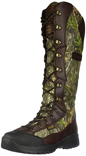 "Lacrosse Men's 425616 Venom 18"" Waterproof Hunting Snake Boot, NWTF Mossy Oak Obsession - 8 M"