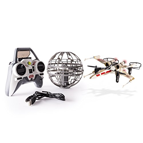 small Air Pig – Star Wars X Wing against Death Star Rebel Attack – RC Drone