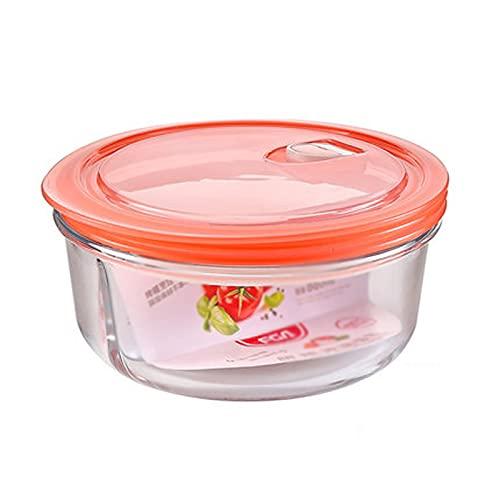 caja de Bento Caja de almuerzo portátil para almorzar, caja de bento a prueba de fugas para niños adultos, contenedores de alimentos Microondas y lavavajillas Comidas seguras Preparación de comidas