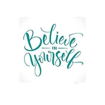 Believe in Yourself (feat. Teezy T)