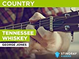 Tennessee Whiskey in the Style of George Jones