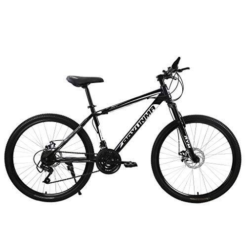 Culater Mountain Bike Mountain Bike da 26 Pollici per Mountain Bike da Montagna con Freni A Doppio Disco A 21 velocità (Blue)