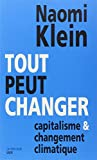 Tout peut changer - ACTES SUD - 19/03/2015